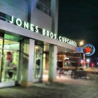 Photo taken at Jones Bros. Cupcakes by Megan K. on 12/31/2012