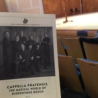 Photo taken at Baldwin Auditorium by AndyHat on 3/11/2017