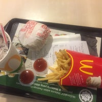 Photo taken at McDonald's by Haziq I. on 8/6/2017