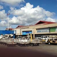 Photo taken at Mactan-Cebu International Airport (CEB) by Geriah N. on 4/28/2013