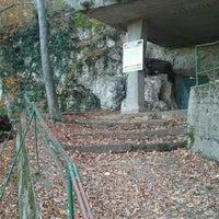 Photo taken at Snejanka Cave by Ivelina D. on 10/30/2016