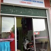 Photo taken at Syarikat Perusahaan Seri Murni (Kedai Jahit) by Alex S. on 7/27/2014
