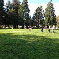 Photo taken at Esprit Park by Jono S. on 8/18/2013
