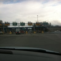 Photo taken at PA Turnpike - New Stanton Exit by Dorey on 3/4/2012