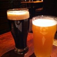 Photo taken at Rock Bottom Restaurant & Brewery by Rachel Rae on 4/21/2011