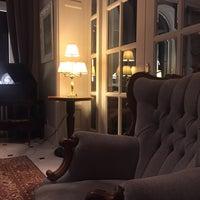 Photo taken at Отель «Чайковский» by Nina on 10/29/2016