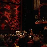 Photo taken at Teatro Lope de Vega by Marta S. on 1/22/2013