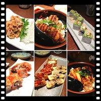 Photo taken at Sushi Zanmai by JEssilyn T. on 10/14/2012