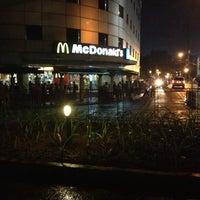 Photo taken at Bel-Air - Washington Jeepney Terminal by Zhiella T. on 9/10/2013