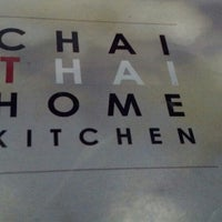 Chai Thai Kitchen - Theater District - 75 tips from 3169 visitors