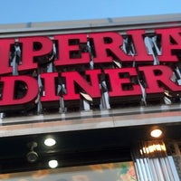 Photo taken at Imperial Diner by Ken P. on 4/27/2013