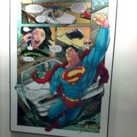 Photo taken at DC Comics by Ken P. on 12/14/2012