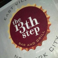Photo taken at The 13th Step by Ken P. on 3/31/2013