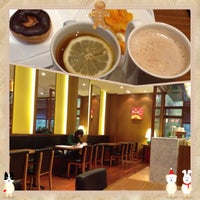 Photo taken at Honey B Coffee 蜜蜂咖啡 by Cevina T. on 3/4/2013