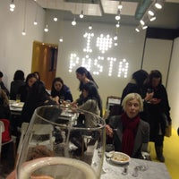 Photo taken at Pasta Lab by Cevina T. on 12/17/2013