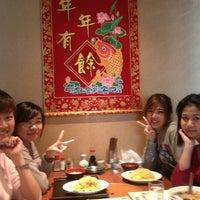 Photo taken at 中国料理 三国志 by Saiko M. on 3/21/2013