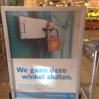 Photo taken at Albert Heijn XL by alexander @. on 3/1/2015