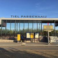 Photo taken at Station Tiel Passewaaij by alexander @. on 9/13/2015