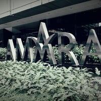 Photo taken at Amara Singapore Hotel by Waldorfs Manila on 1/15/2013