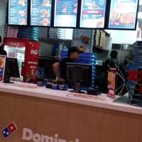 Photo taken at Domino's Pizza by Bonn S. on 1/7/2014
