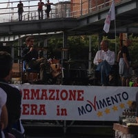 Photo taken at MOVIFEST Torino by Enrico C. on 9/14/2013
