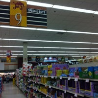 Photo taken at Fort Bragg North Commissary by David W. on 3/24/2013