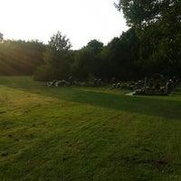 Photo taken at Parkfriedhof Kreyenbrück by Joelinho M. on 8/21/2015