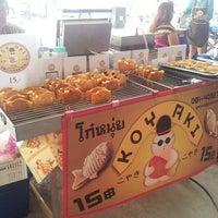 Photo taken at Food Court Sathorn Mart by Goh N. on 10/1/2014