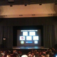 Photo taken at Teatre Municipal De Sant Feliu De Guixols by Carol M. on 6/29/2013