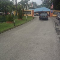 Photo taken at Pejabat Pendidikan Daerah Klang by mat31078 on 10/31/2012