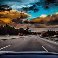 Photo taken at Auto-estrada A3 by Mário O. on 1/28/2014
