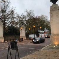 Photo taken at The Memorial Gates by Gordon P. on 11/21/2017