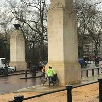 Photo taken at The Memorial Gates by Gordon P. on 1/9/2017