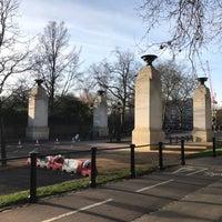 Photo taken at The Memorial Gates by Gordon P. on 12/27/2016