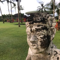 Photo taken at Club Med Bali by Gordon P. on 3/19/2018