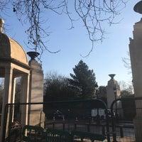 Photo taken at The Memorial Gates by Gordon P. on 1/24/2017