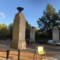 Photo taken at The Memorial Gates by Gordon P. on 10/5/2017