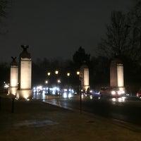 Photo taken at The Memorial Gates by Gordon P. on 12/6/2016