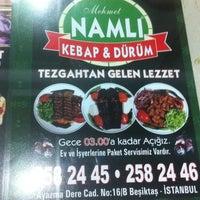 12/15/2012 tarihinde Ozlem T.ziyaretçi tarafından Namlı Kebap'de çekilen fotoğraf