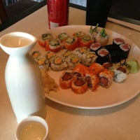 Photo taken at Kazu's Sushi by Thomas T. on 3/1/2013