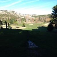 Photo taken at Golf de Servanes by Dhuyvetter J. on 12/30/2013