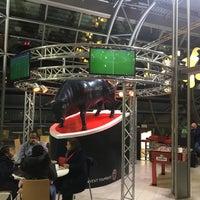 Photo taken at Jupiler Sports Bar by Dhuyvetter J. on 12/29/2017