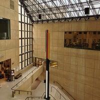 Photo taken at Indiana University Art Museum by Traverse 3. on 10/26/2013
