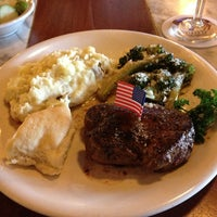 Photo taken at Ted's Montana Grill by Traverse 3. on 7/6/2013