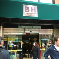 Photo taken at B&H Photo Video by Andrey A. on 10/14/2012
