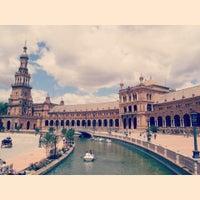 Foto tomada en Plaza de España por Rosemary Q. el 6/14/2013