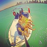 Photo taken at بالبحر by Azobi-al-jabriya . on 5/17/2014