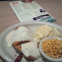 Photo taken at Jim's Restaurant Oak Hill by Curtis C. on 10/16/2012