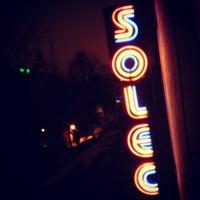 Photo taken at Solec 44 by Lan P. on 2/16/2013