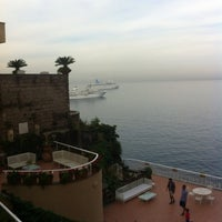 Photo taken at Corallo Hotel Sorrento by Burcu T. on 10/15/2013